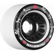 Rollerbones Pet Day of the Dead Speed wheel 59mm x 96a White 4 Pk