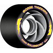 Rollerbones Turbo Bonnie Thunders Signature Rollerskate Wheel 62mm 92A Black 8pk