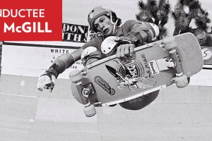 Mike McGill - Skateboarding Hall of Fame