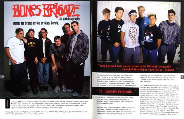 BBAA Skateboarders Journal 9-12-12