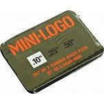 "Mini Logo Riser 3 single .1"" rubber pad"