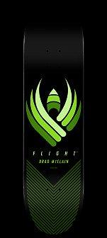 Powell Peralta Brad McClain Flight Skateboard Deck - Shape 243 - 8.25 x 31.95