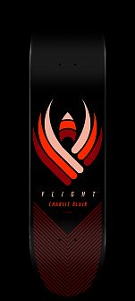 Powell Peralta Charlie Blair Flight Skateboard Deck - Shape 243 - 8.25 x 31.95
