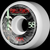 Powell Peralta Rodriguez Skull and Sword Wheel 58mm 90a 4pk