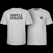 Powell Peralta PPP Burst Grey T-shirt