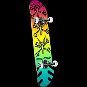 Powell Peralta Vato Rat Colby Fade Assembly 8.25 x 32.5