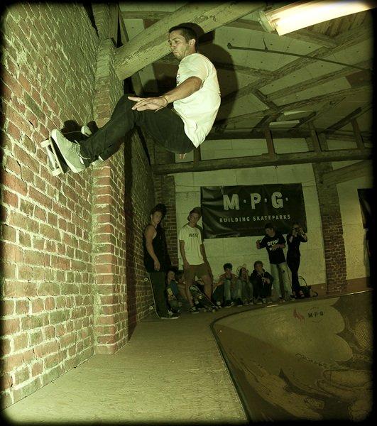 josh wall ride