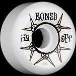 BONES WHEELS SPF Ratz 60x34 P5 Skateboard Wheel 84B 4pk