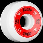 BONES 100's 52x30 V5 Skateboard Wheel 100A 4pk