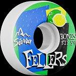 BONES STF Pro Fellers Mist 54x30 V3 Skateboard Wheel 83B 4pk