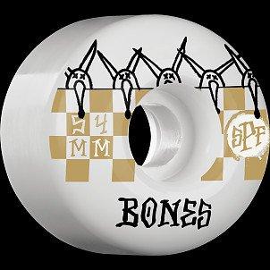 BONES SPF Tiles 54x37 P2 Skateboard Wheel 81B 4pk