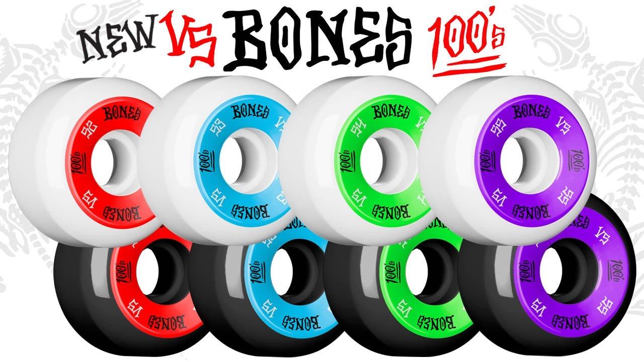 New V5 BONES 100's